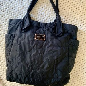 Marc Jacobs Nylon Tote Bag w/signature lining